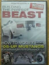 Building the Perfect Beast - How to Modify Ford Mustang 2005-10 Performance DVD