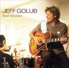 JEFF GOLUB - Soul Sessions (CD, Aug-2003, GRP (USA)) MINT, EXCELLENT, RARE