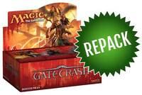 Gatecrash Booster Box Repack! 36 Opened MTG Packs In Box