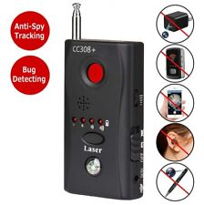 Hidden Camera Detector Smoke Spy Finder Detectors Wifi Anti Bug Motion Signal