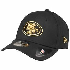 New Era 39Thirty Cap - San Francisco 49ers schwarz / gold