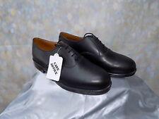 mens vintage british military issue No.1 uniform shoes size 10 Officers uniform
