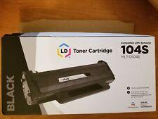 LD Toner Cartridge MLT-D104S Black for Samsung ML1665 1661 1666 1667 1675 1865