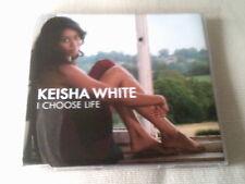 KEISHA WHITE - I CHOOSE LIFE - UK CD SINGLE