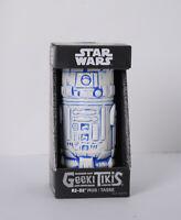 GEEKI TIKI STAR WARS R2-D2 CERAMIC MUG WHITE AND BLUE NEW