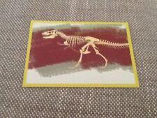 #7 Panini Dinosaurs Like Me sticker / unused