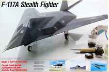 1/32 Testors 570 F-117A STEALTH FIGHTER Plane Kit NEW Sealed Bags FREE SHIPPING