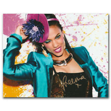 Freema Agyeman Autographed 8X10 Photo
