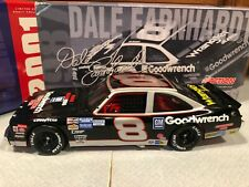 Action 1987 Dale Earnhardt #3 GM Goodwrench Nova 1/24