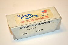 9 NOS Cole Carbide USA MILLING INSERTS Triple Tin Coated SNG-634A LC5M Item K403