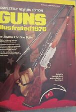 Guns Illustrated 1976 8th Edition- Harold A. Murtz-Very Good Condition