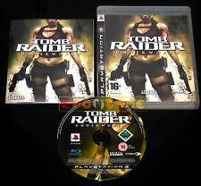 TOMB RAIDER UNDERWORLD PS3 Versione Ufficiale Italiana 1ª Edizione •••• COMPLETO