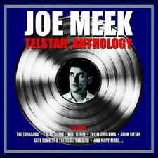 Joe Meek Telstar: Anthology 3-CD NEW SEALED Tornados/Outlaws/Flee-Reckers+