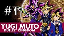 Yugioh Yugi OriCa Duelist Kingdom Anime Style Deck