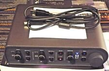 Avid MBOX 3  Usb Interface with Pro Tools 8 for Windows  7 and 10
