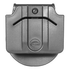 Orpaz Defense Adjustable Double Stack 9mm Magazine Pouch for Metal Mag Only