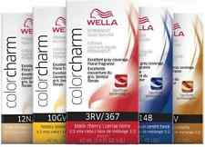 Wella Color Charm Permanent Liquid Hair Color 1.4 Oz - Select Your Shade!