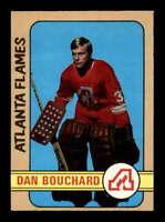 1972 O-Pee-Chee #203 Dan Bouchard RC EXMT X1624779