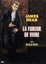 """DVD  """"LA FUREUR DE VIVRE"""" James Dean - Nathalie Wood      NEUF SOUS BLISTER"""