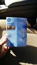 GE REVEAL INCANDESCENT LIGHT BULB - #48687 4 PACK 40 w 360 Lumens