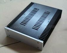 N2607-silver-full-Aluminum-Preamplifier-enclosure-amplifier-chassis-AMP-BOX
