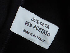 ATELIER LacedSide35%SilkMixLongPixieHemSzItal42/Aus10