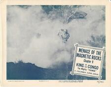 King of the Congo 1952, Buster Crabbe, Chapter 9 Lobby Card