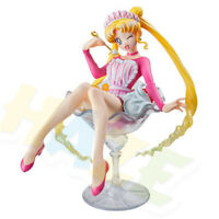 Anime Sweeties Sailor Moon Usagi Tsukino 20th PVC Action Figure Toy Model No Box