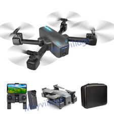 S176 Selfie Drone 4K GPS HD Dual Camera 5G FPV Foldable Aircraft RC Quadcopter