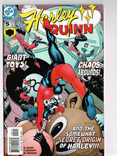 HARLEY QUINN #5 DC COMICS 2001 NM OR BETTER BATMAN ORIGIN JOKER