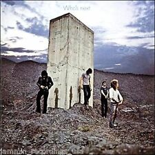 THE WHO - WHO'S NEXT - DELUXE EDITION - NEW 2 CD BOXSET
