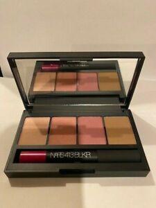 NARS 413 BLKR Cheek & Lip Palette free shipping -new-