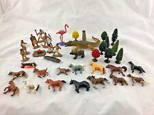 Huge Lot - Safari Ltd - Animal - Native American - Figurines