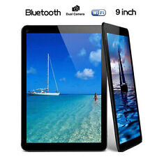 "N98 9"" Android Tablet PC Quad Core 1GB 16GB Wi-Fi +Keyboard Case Bundle US Black"