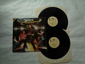 WHITESNAKE (LIVE IN THE HEART OF THE CITY) DOUBLE ALBUM ON UA RECORDS