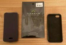 IPhone 5 casos de teléfono y paquete de 4 protectores de pantalla