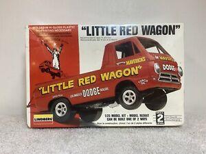 lindberg little red wagon 1/25 model 72158