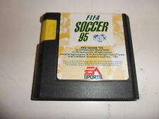 SEGA MEGA DRIVE FIFA SOCCER 95