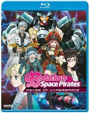 Bodacious Space Pirates [New Blu-ray] Anamorphic, Subtitled
