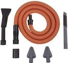 RIDGID WET DRY VAC CAR CLEANING ACCESSORY KIT 7-Piece with Hose Adaptors