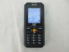 CAT b30 Outdoor-cellulare nera, ip-67, MIL 810g w20-0632