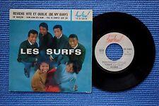 LES SURFS / EP FESTIVAL FX 45 1363 M / LABEL 2 / BIEM 1963 ( F )