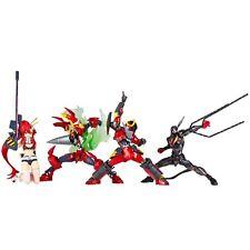 Tengen Toppa Gurren Lagann Set Revoltech Yoko Kaiyodo NewAction JAPAN F/S 6160