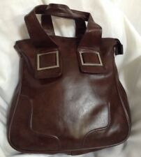 Vintage Brown Leather? Purse-  Made in  West Germany
