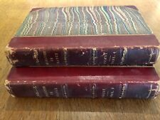 History Of Civilisation In France - M Guizot. Volumes 3 & 4. 1829 & 1830. VGC.