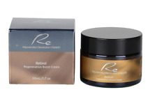Re Retinol Regeneration Boost Face Cream_Firm & Lift,Anti-Aging, Hydration- 50mL