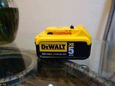 Dewalt DCB205 20V 20 Volt XR Lithium Ion 5.0 AH Battery Pack 5AH