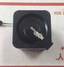 ampMob Gear KTS-30 Purple Blue Tooth Portable Speaker Square DC-5V