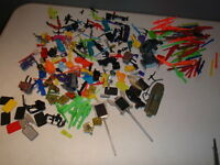 GI JOE & Lenard & More Weapons & Accesories from 1980's & 90's