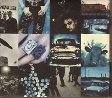U2 Achtung Baby Deluxe VG 2011 Mercury Canada Cinram press remaster 2cd digipak